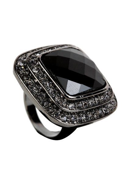 Attractive Silver Plated Ring