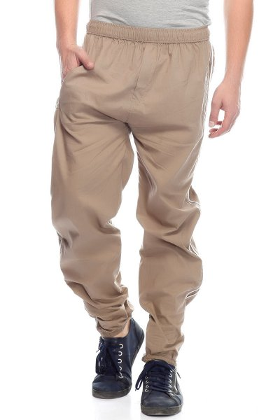 DS Solid Grey Cotton Stylish Multipurpose Use Track Pant
